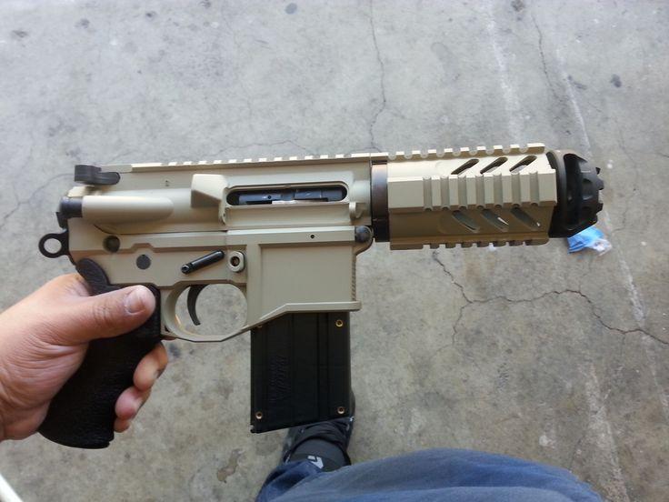 AR15 Pistols - Calguns.net