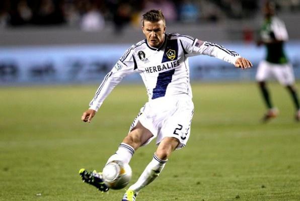 Highest salary for sportsmen/sportswomen in the world - Number 8: David Beckham