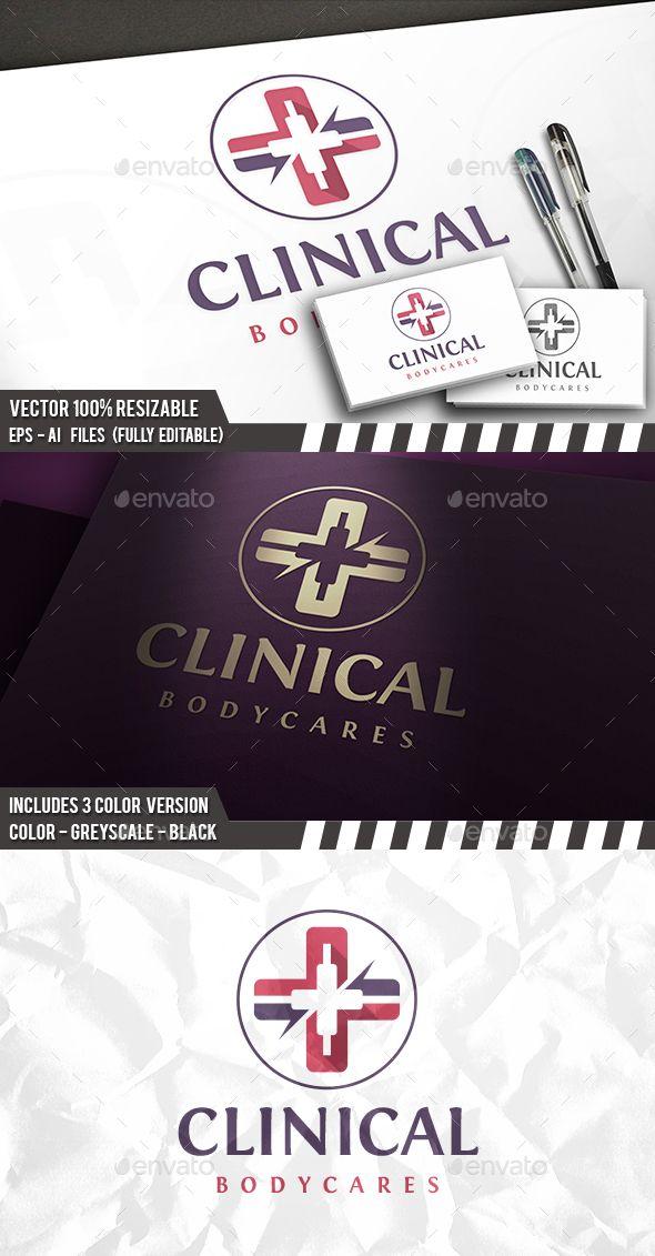 Medical Clinic Logo 343 best Logo