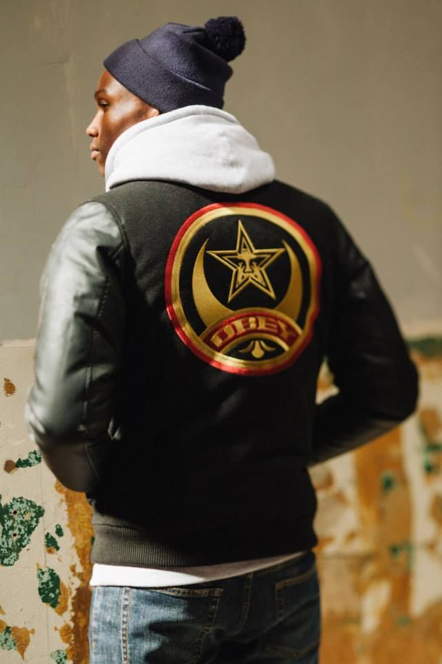Obey Holiday 2013 Lookbook