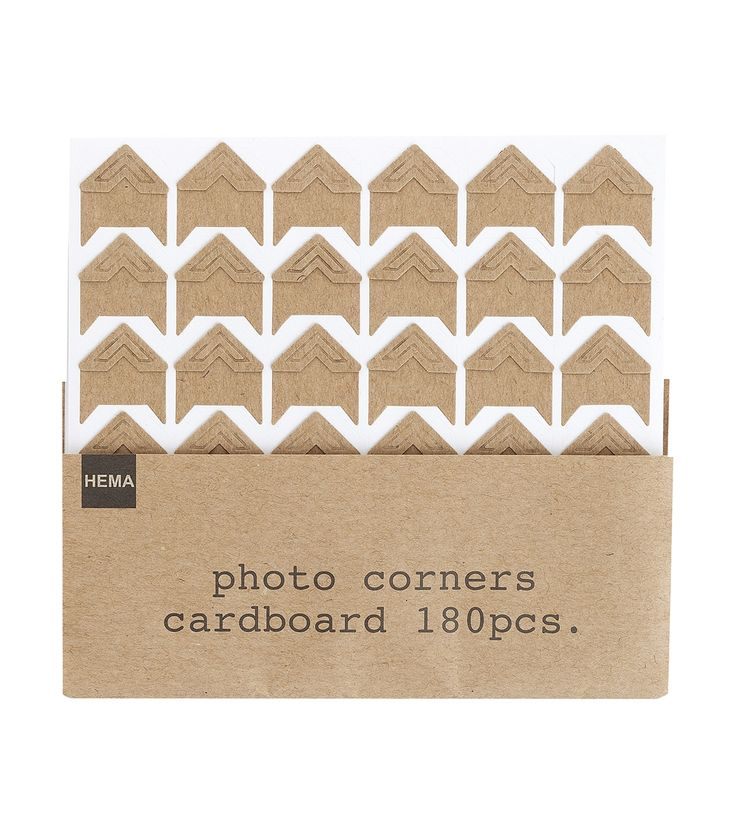 HEMA photo corners – online – always surprisingly low prices