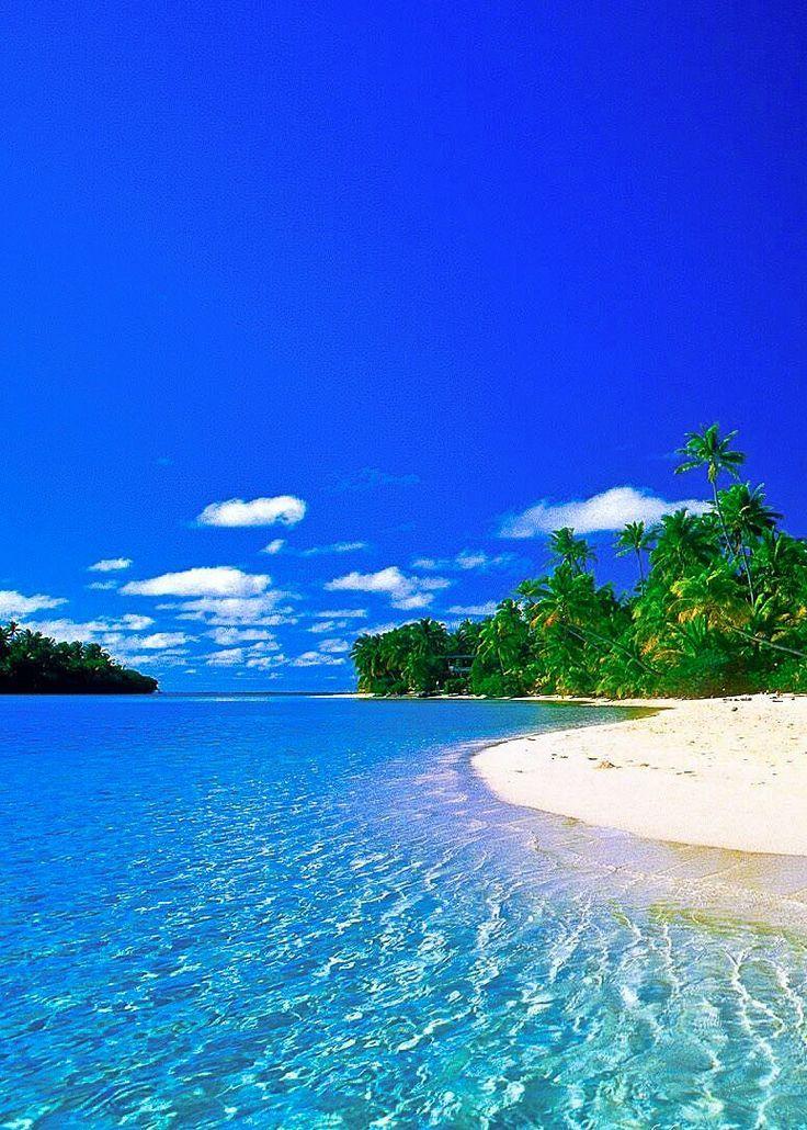 Lovely Peaceful Blue Ocean!