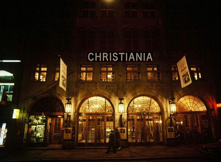 Christiania Teater - elegant teater. #billettservice #christianiateater