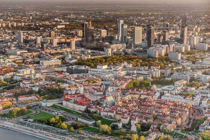 [Warszawa] Panoramy miasta (chyba jeszcze nie były?) - II wątek - Page 309 - SkyscraperCity