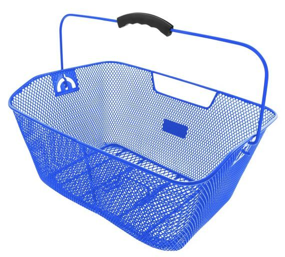 Buy M Wave BK616 Wire Basket at Argos.co.uk - Your Online Shop for Bike accessories, Bikes and accessories, Sports and leisure.