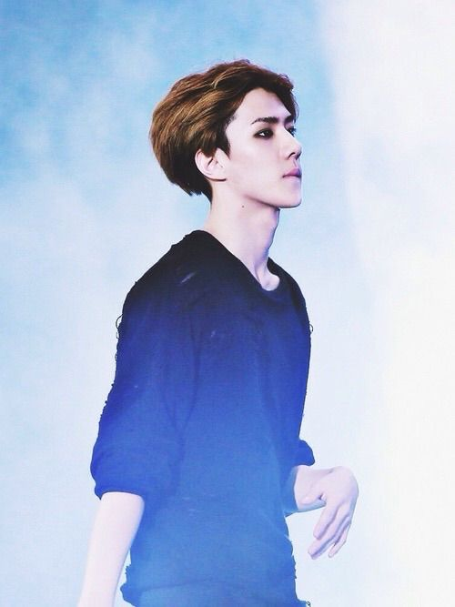 Image via We Heart It https://weheartit.com/entry/182035349/via/3257704 #exo #sehun