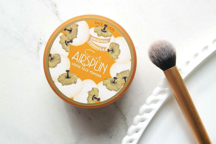 Coty Airspun Loose Face Powder.. Can only find this at Walmart. Best powder I've ever used. Keeps your face oil free for a long time. http://fatlossnews.com/?12_week_fat_loss_workout_program