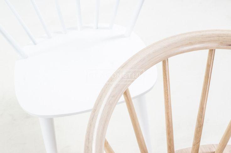 Carmen chair | Scandinavisch design | past bij elk interieur | Combineer met andere Scandinavische meubels | Gewoonstijl