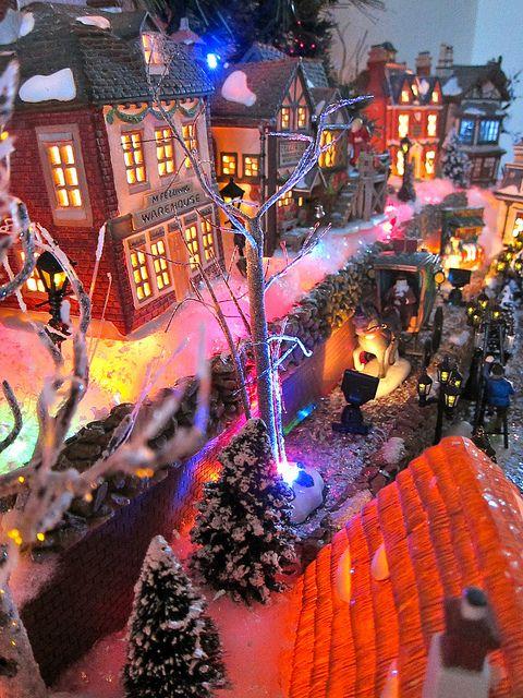 Dept. 56 Dickens Christmas Village