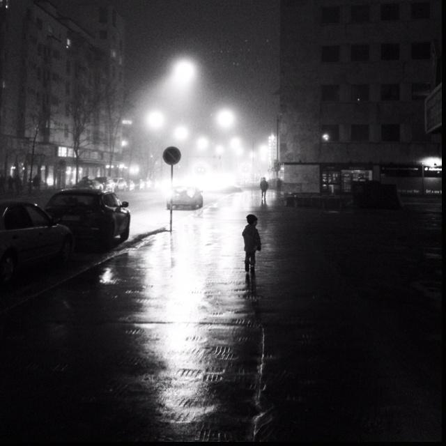 Misty Helsinki
