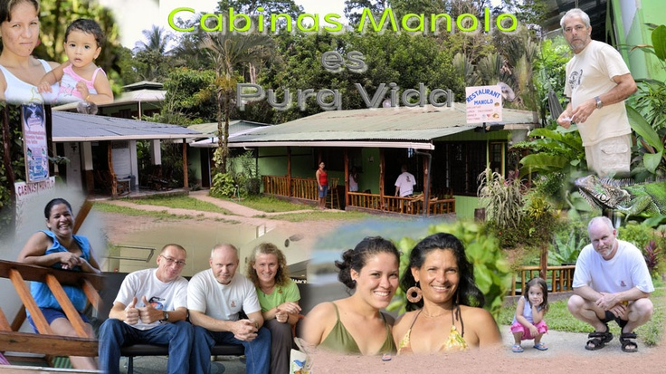 Cabinas Manolo - Drake Bay - Bahia Drake