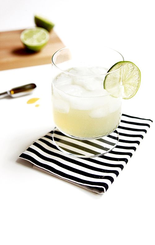 Single Serving Margarita | thefauxmartha.com:
