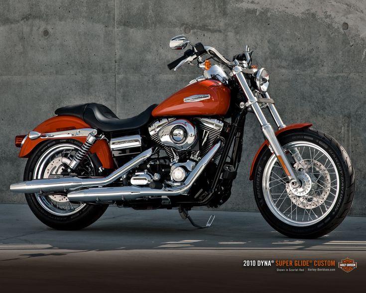 2010 Harley Davidson Dyna Super Glide Custom Fxdc: 2010 Dyna Super Glide Custom