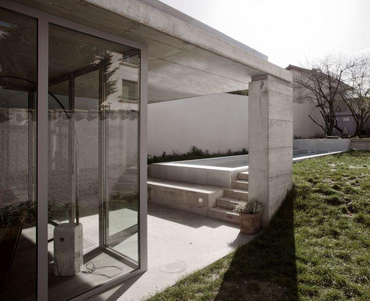 Les 27 meilleures images propos de doucerain delziani for Extension terrasse couverte