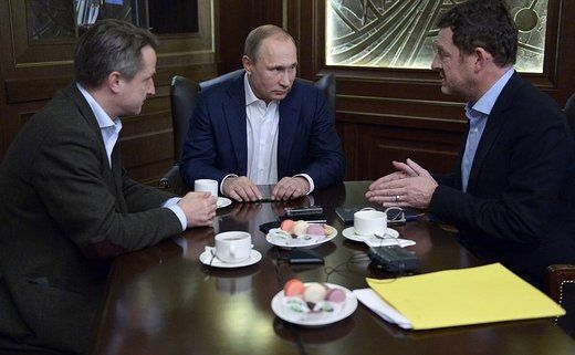 Alexander Mercouris Russia Insider Wed, 13 Jan 2016 03:07 UTC  Putin used Russia's Christmas break to give an interview for the German tabloid Bild-Zeitung (see here and here). Unusually for the W... .http://winstonclose.me/2016/01/21/doing-it-right-german-paper-bilds-interview-with-putin-written-by-alexander-mercouris-russia-insider/