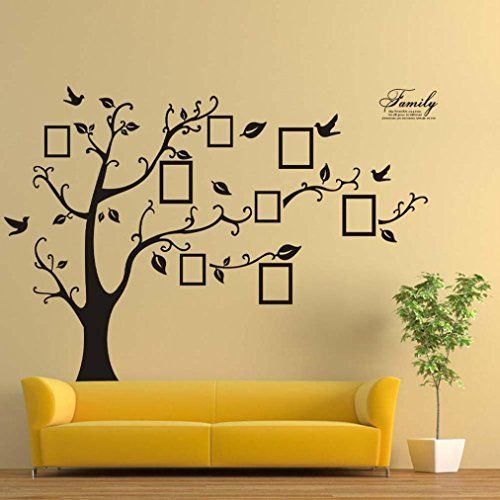 price error - wall stickers 3d diy photo tree pvc wall decals