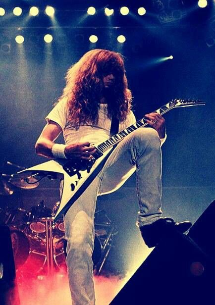 Dave Mustaine - Megadeth