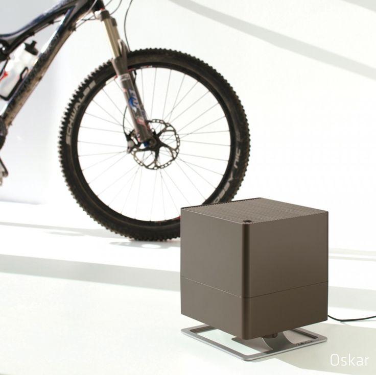 Zvlhčovač vzduchu OSKAR od Stadler Form