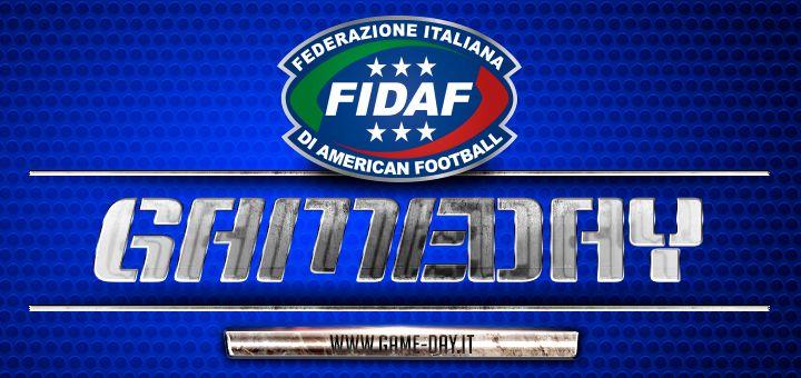 La WebApp Fidaf Gameday! www.game-day.it | Football Americano