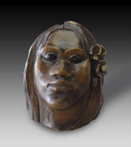 Paul Gauguin, Tehura, c 1891 93