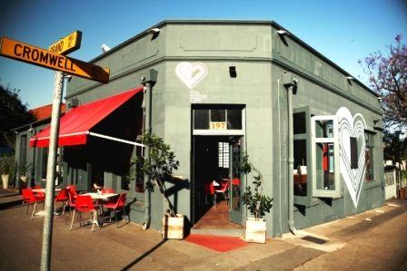 The Corner Cafe!
