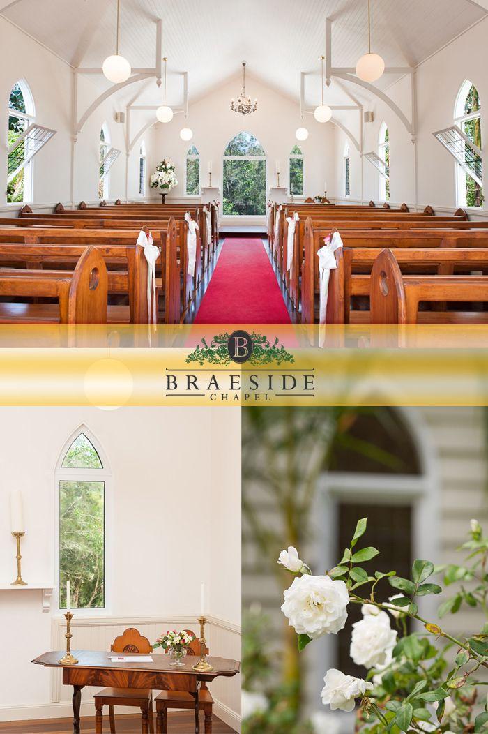 Braeside Chapel Gold Coast Wedding Venues