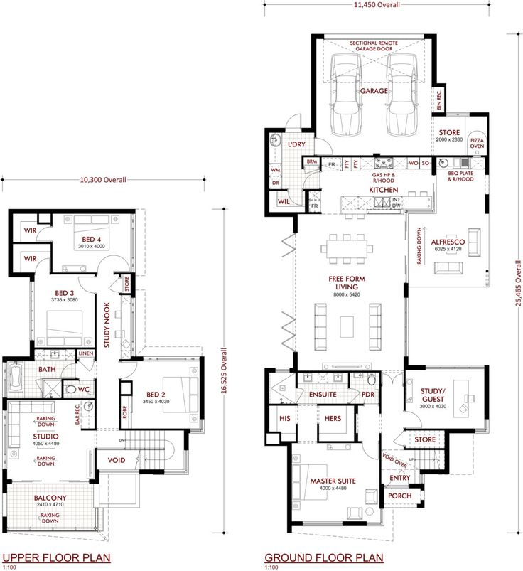 Award Winning House Floor Plans: 3580 Best Awesome House Plans Images On Pinterest