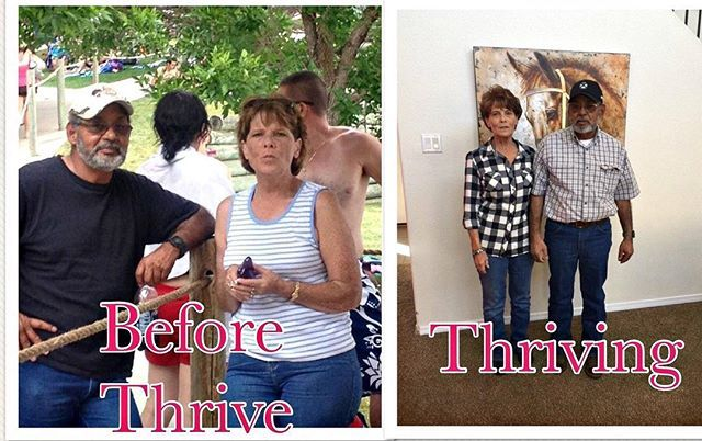Hi Lola Duran from La Jara New Mexico and this is my Thrive Experience.  I dont want you to focus on my weight loss. (I can see my granddaughters daughter and daughter-in-law rolling their eyes at me right now) LOL! Instead I would like for everyone to know how grateful I am for feeling healthier. I do 3 simple steps within 30 minutes of waking up every morning!!! My Why... I have 3 Wonderful Children: Jimmie Eaton Delia Pacheco and Rick Duran who have blessed me with 7 grandchildren. My 7…