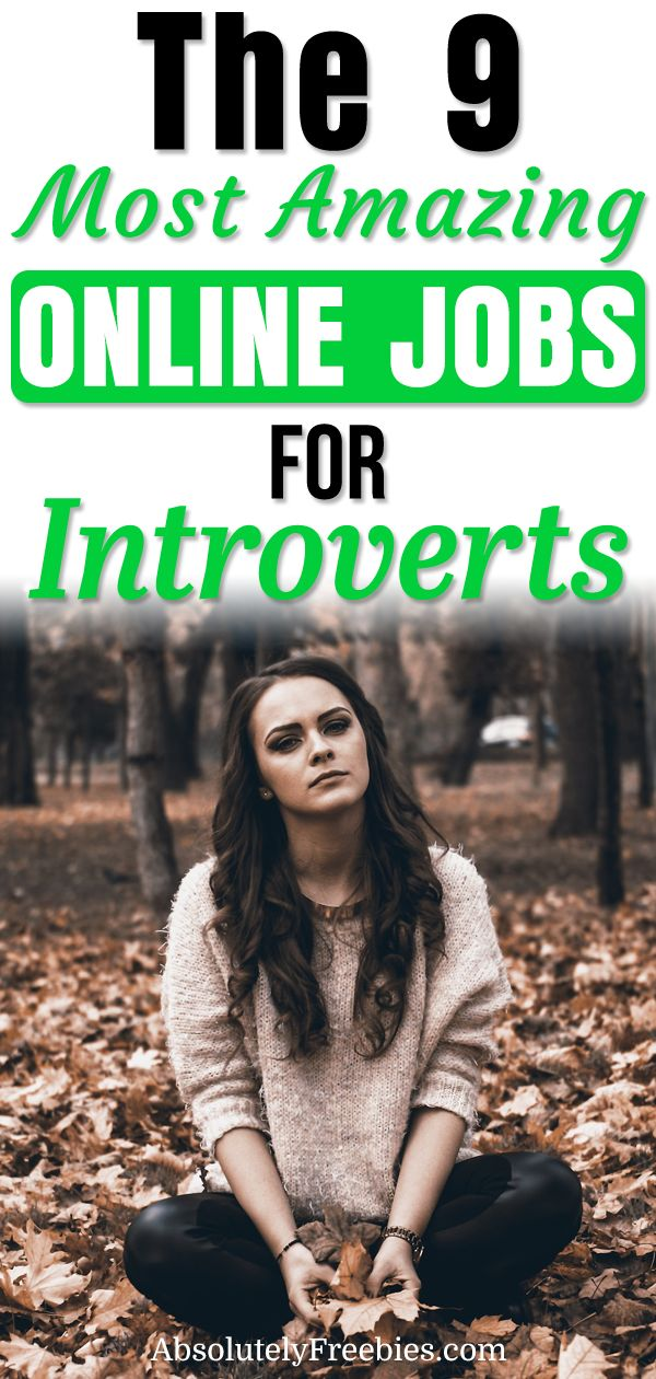 11 Best Online Jobs for Introverts and Loners