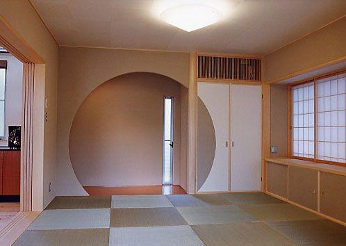 和のデザイン : 【夢のマイホーム】お洒落な和室のインテリア実例集【どんな和室にする?】 - NAVER まとめ