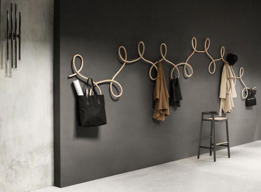 Coat Rack by GamFratesi design studio