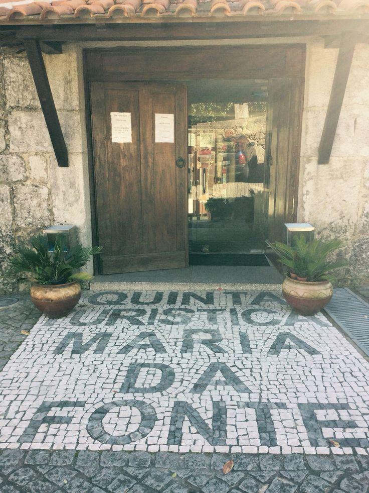 Bem-vindo! @hotelruralmariadafonte #hotelruralmariadafonte #turismorural