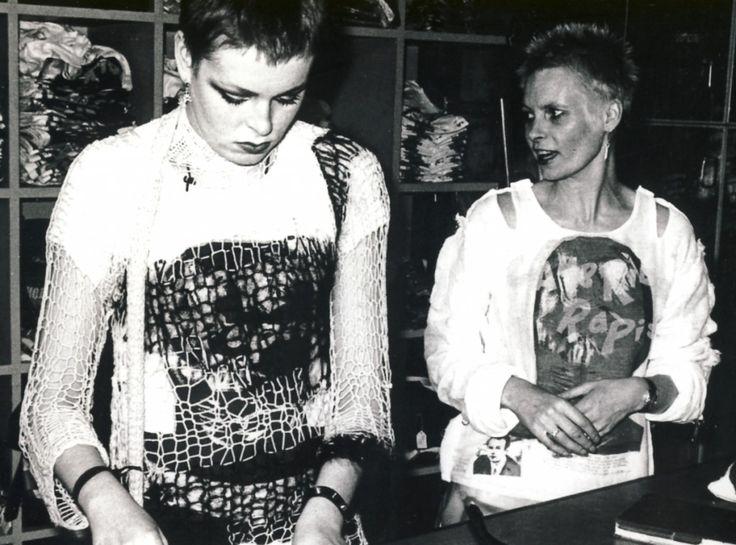 Vivienne Westwood + Tracie O'Keefe