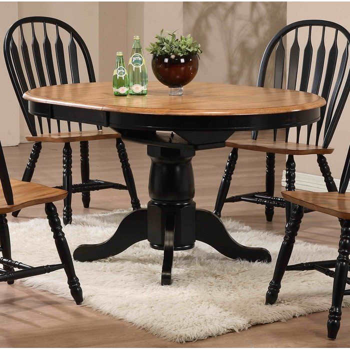 Artur Extending Dining Table In 2019: Florentia Extendable Solid Wood Dining Table In 2019