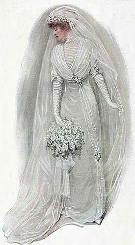 1910s Bride