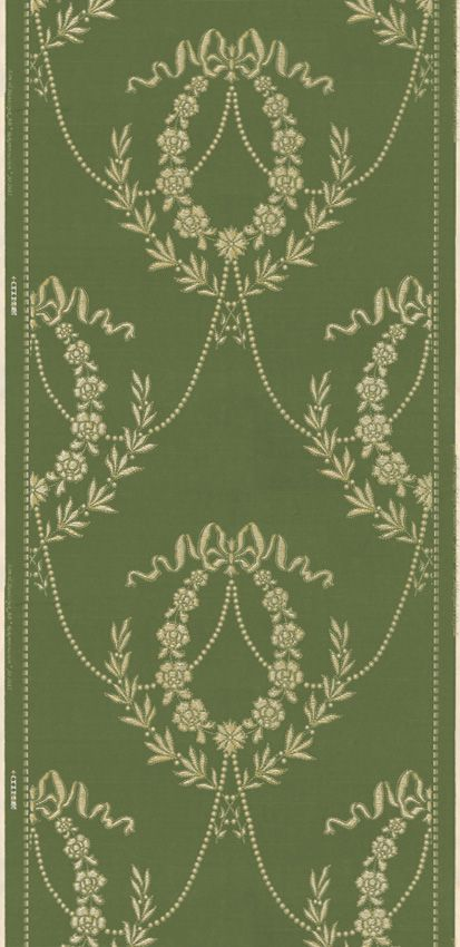Hovkonditoriet Grön/Guld från Lim & Handtryck