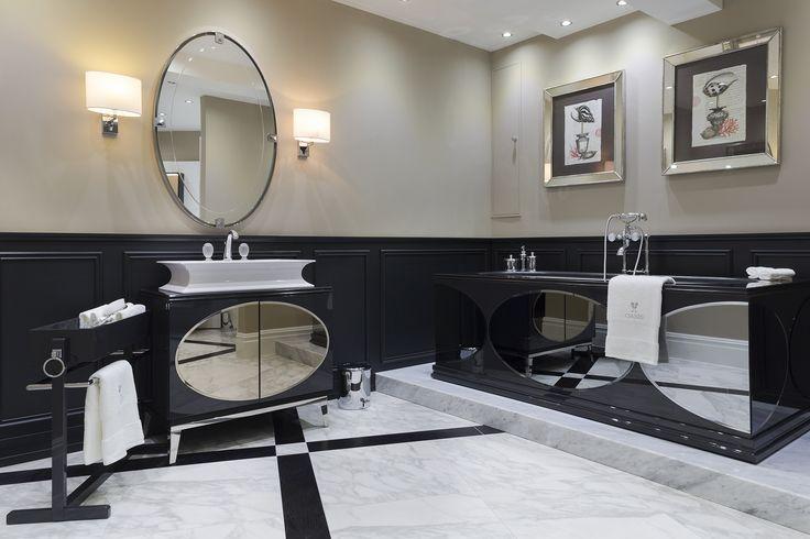 Rivoli Collection by Oasis @West One Bathrooms Knightsbridge, showroom, London.