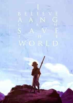 Avatar: The Last Airbender -- Aang