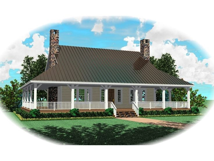 81 best Ranch Plans images on Pinterest | Country house plans ...