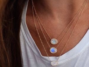 Moonstone: What's the Meaning and Use of Moonstone?: The shimmering moonstone is the perfect expression of the mysteries of moon, water and connections to inner worlds. Feminine in its energies, the nourishing moonstone is very healing and balancing.