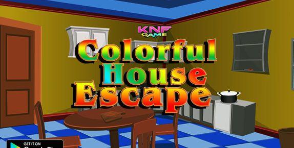 Neste super jogo mostre suas habilidades e escape de uma sala colorida. Para escapar de cada sala, você deve resolver alguns enigmas interessantes, clicando nos objetos ao redor da Casa colorida.