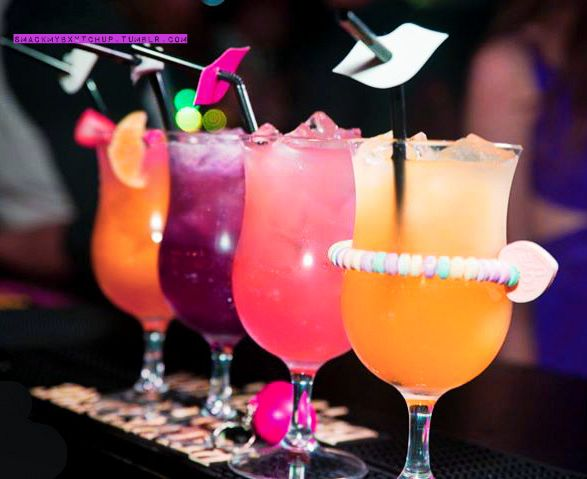 Cocktails #AustraliaDayOnboard