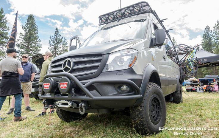 The Northwest Overland Rally 2016 was full of truly remarkable overland adventure vehicles. Have a look here at all the adventuremobile awesome.
