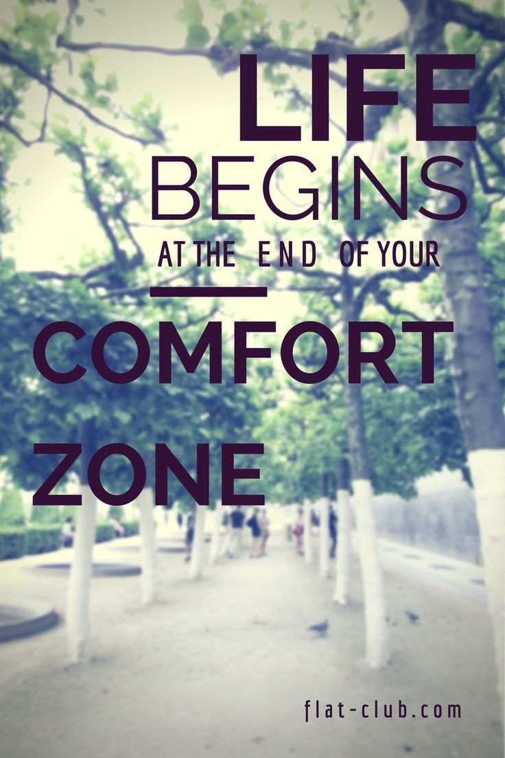 Life Begins At The End Of Yourfort Zone  Neale Donald Walsch #