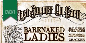 Enter to Win Tickets to Barenaked Ladies – Last Summer on Earth Tour from the BDN