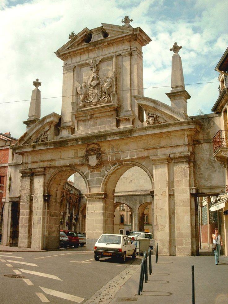 Porte Saint-Nicolas - Nancy - Meurthe-et-Moselle