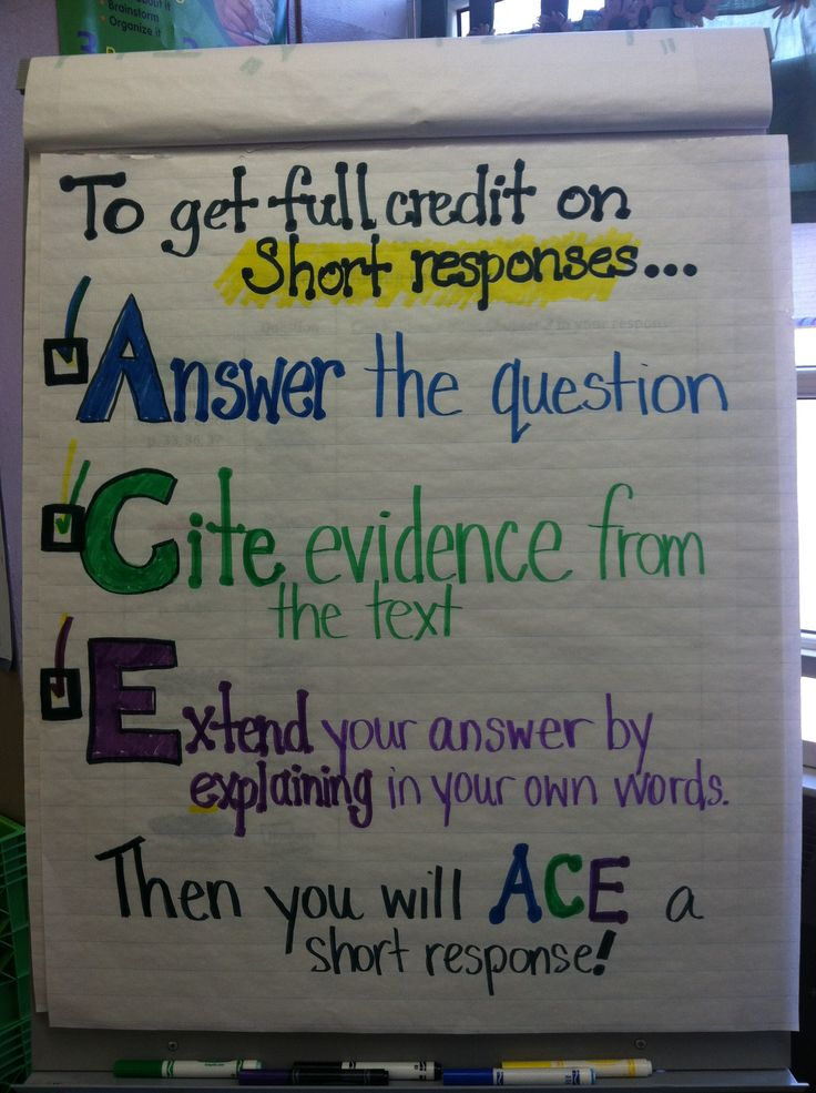 "Made this earlier this week-My ELLs use ""ACE"" to self-assess their own work and then assess their partner's work. They grade the responses- not me! And they are learning what they are good at and what they need to work on! Bought the chart off of reallygoodstuff.com. It come with a stamp that says ""You ACEd it!!!"""