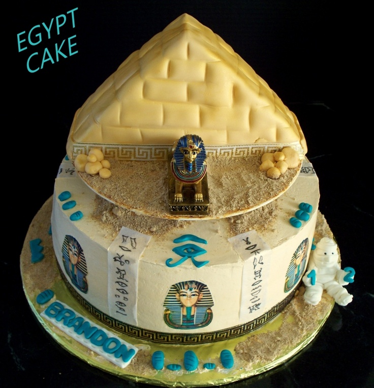 1000+ Images About Egyptian Cake Ideas On Pinterest