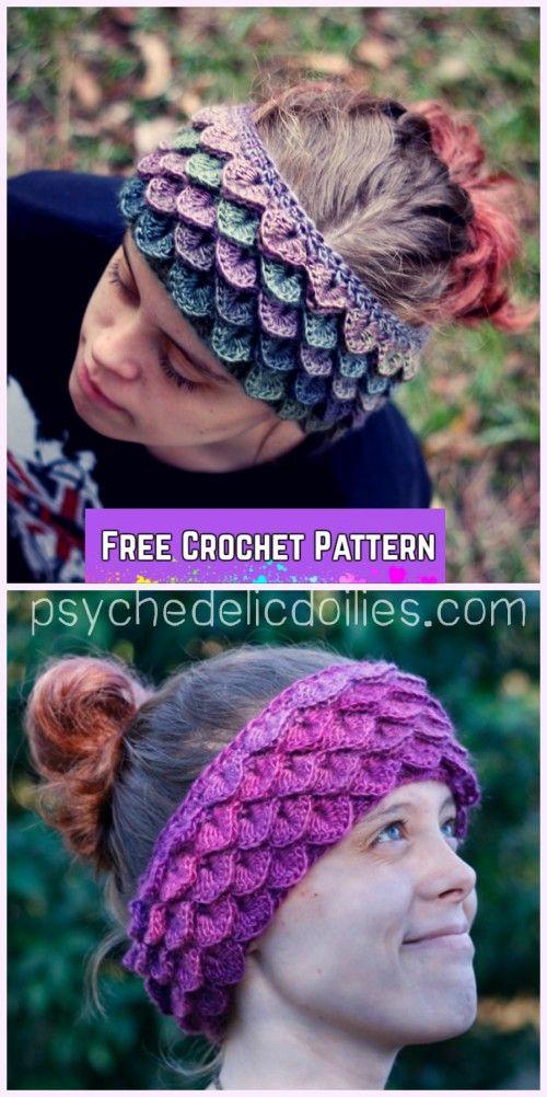 crochet dragon scale gloves free pattern in 2018 crochet