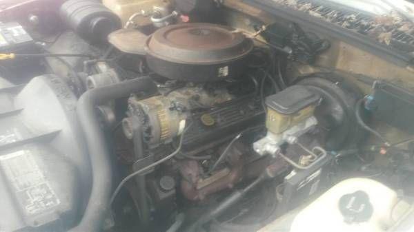 1992 350 k crate motor